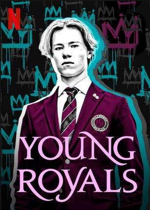 Young Royals kapak