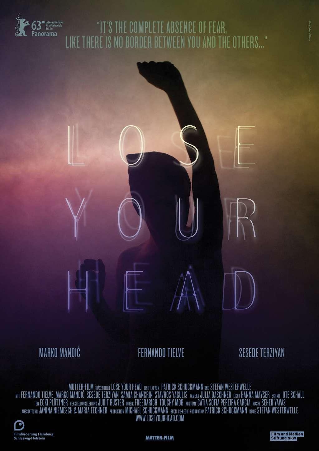 Lose Your Head kapak