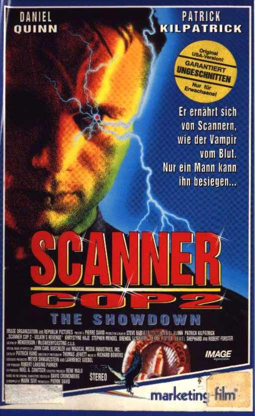 Scanner Cop II kapak