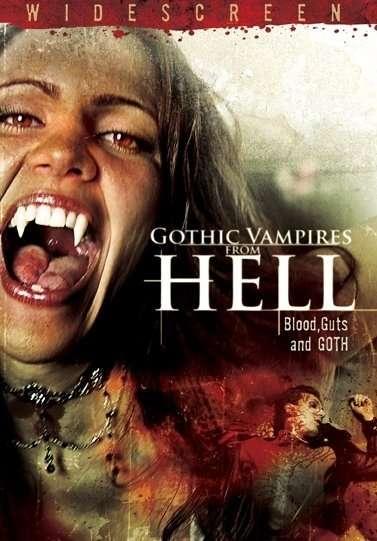 Gothic Vampires from Hell kapak
