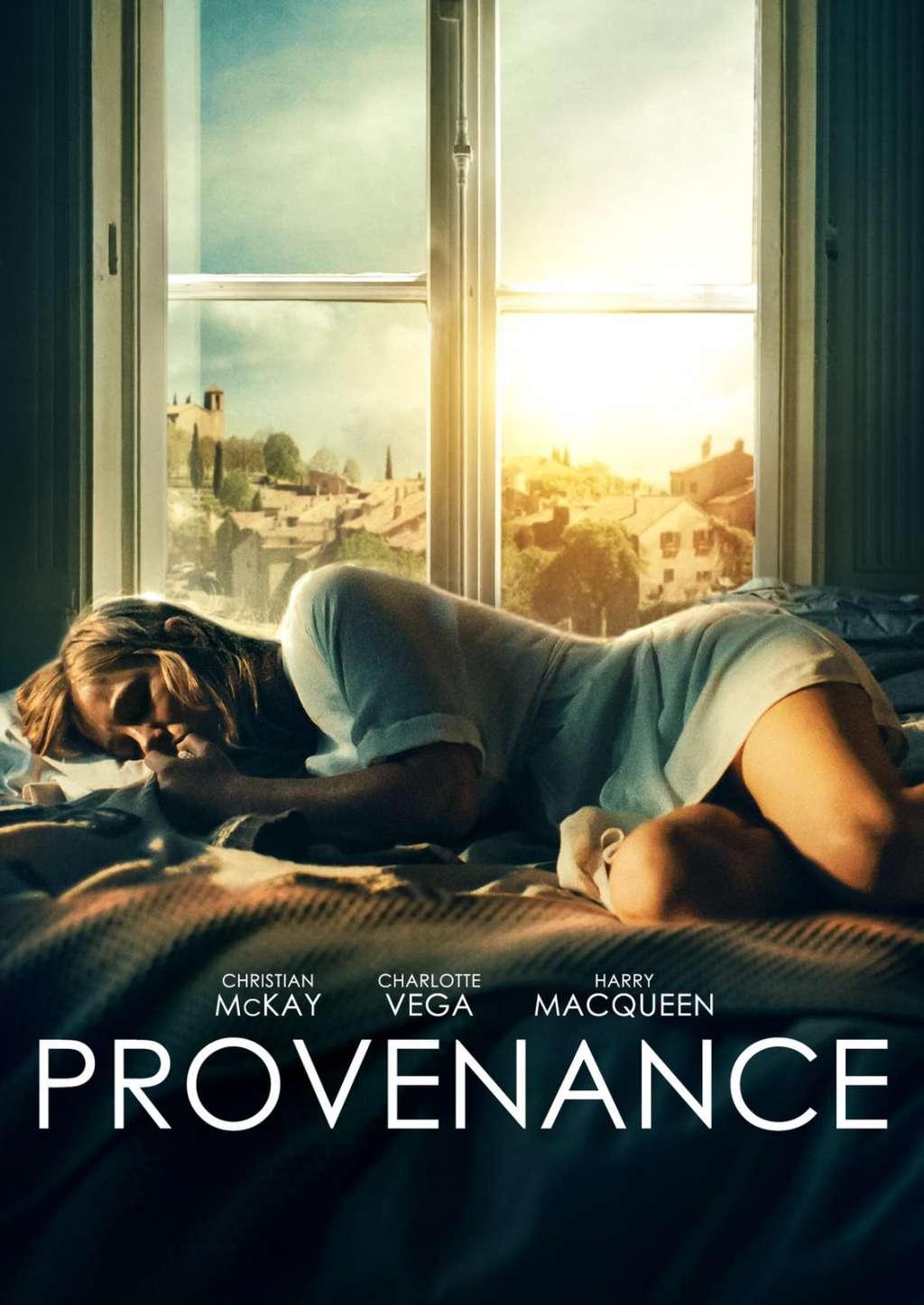 Provenance kapak