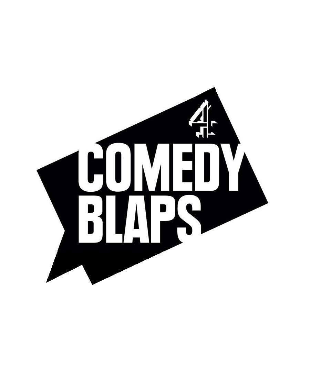 Comedy Blaps kapak