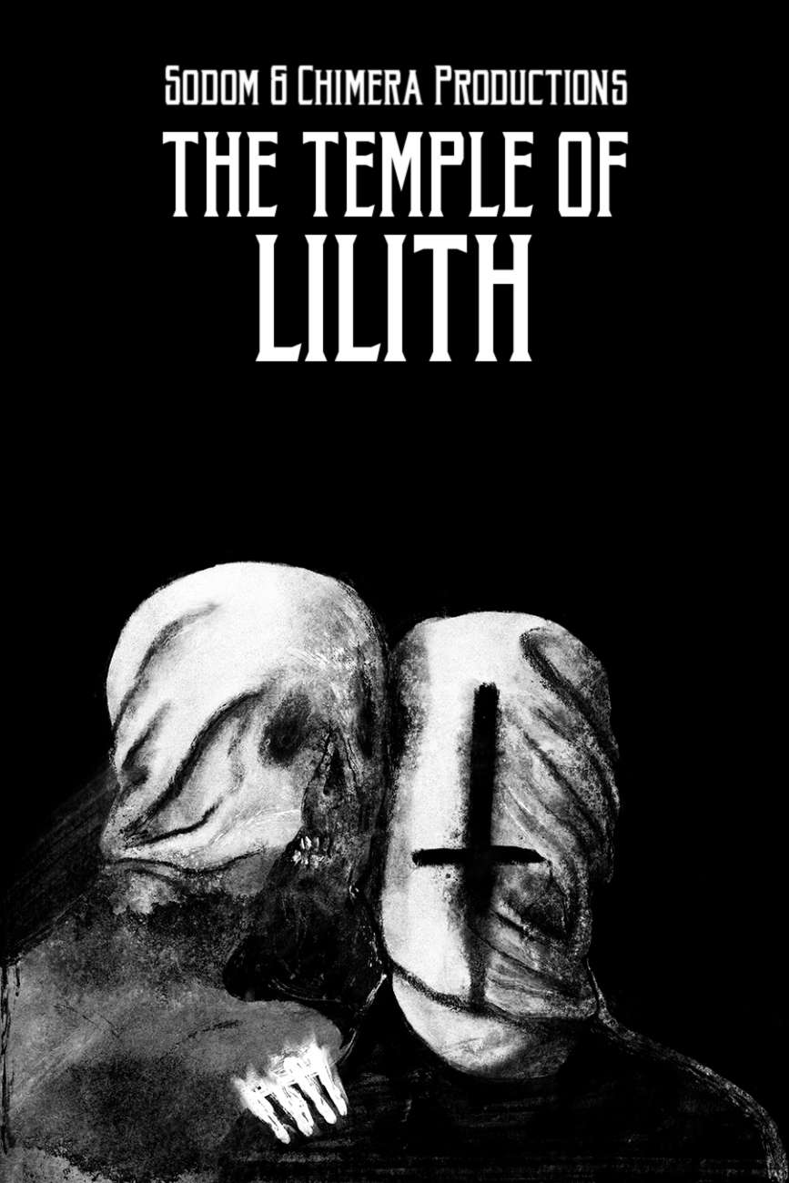 The Temple of Lilith kapak