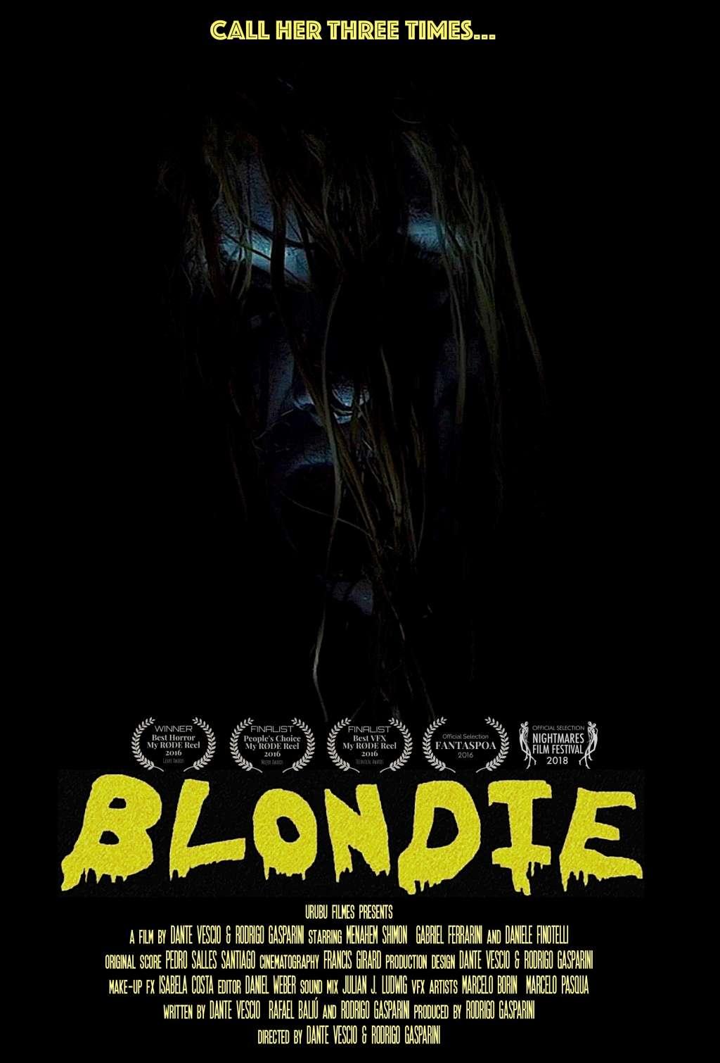Blondie kapak