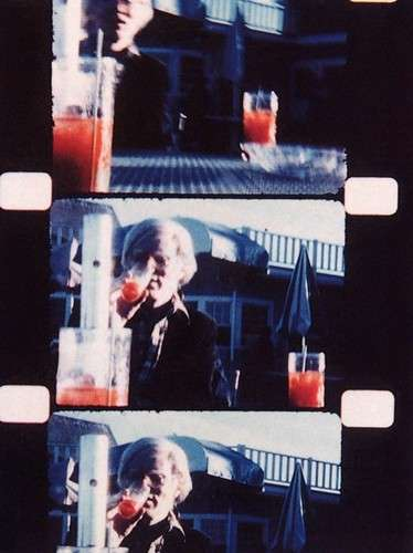 Scenes from the Life of Andy Warhol: Friendships and Intersections kapak
