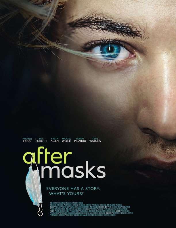 After Masks kapak