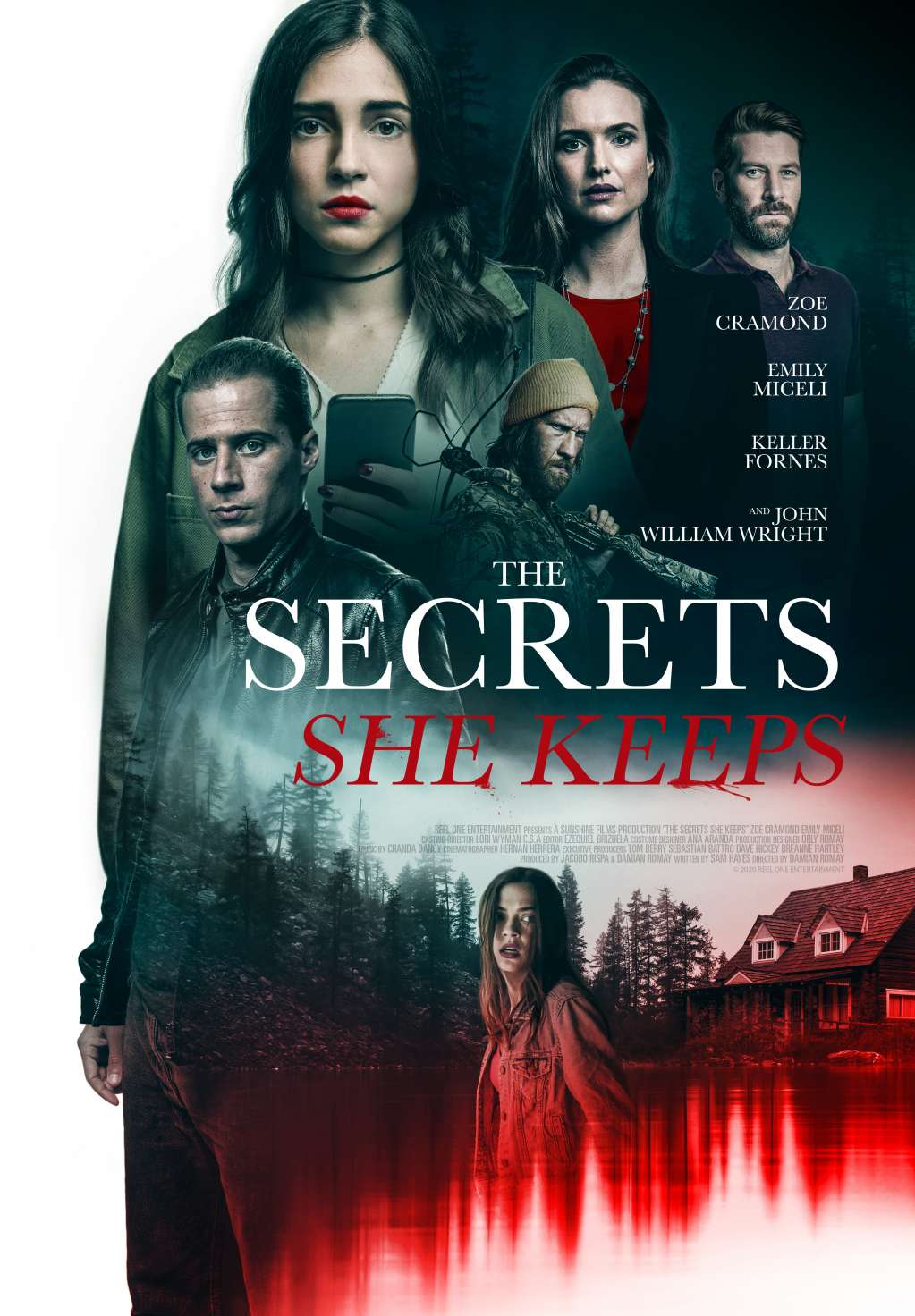 The Secrets She Keeps kapak