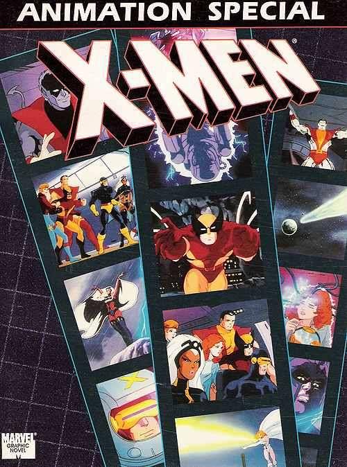Pryde of the X-Men kapak