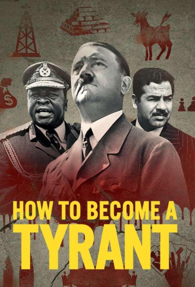 How to Become a Tyrant kapak