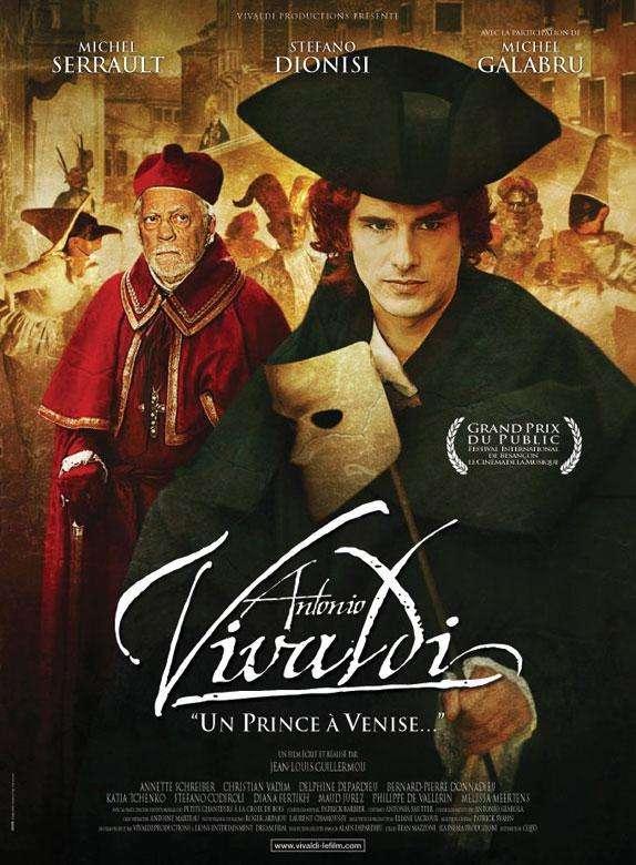 Antonio Vivaldi, un prince à Venise kapak