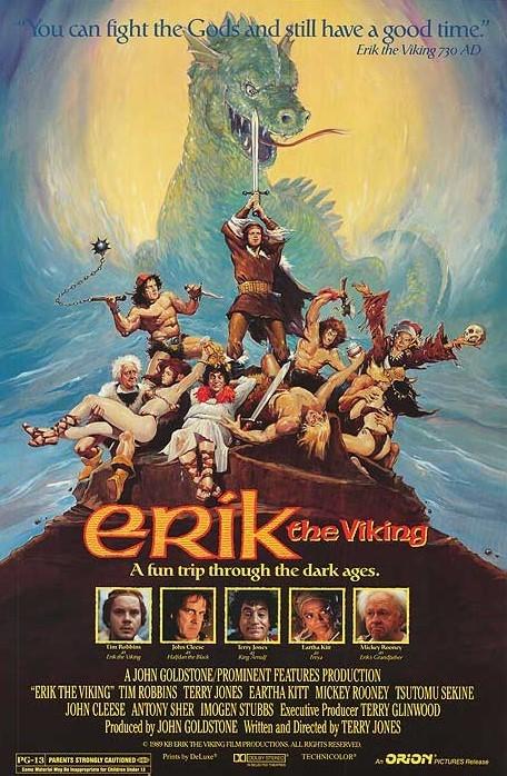 Erik the Viking kapak