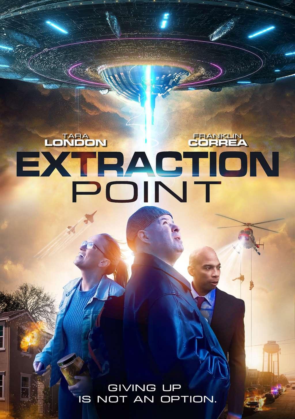 Extraction Point kapak