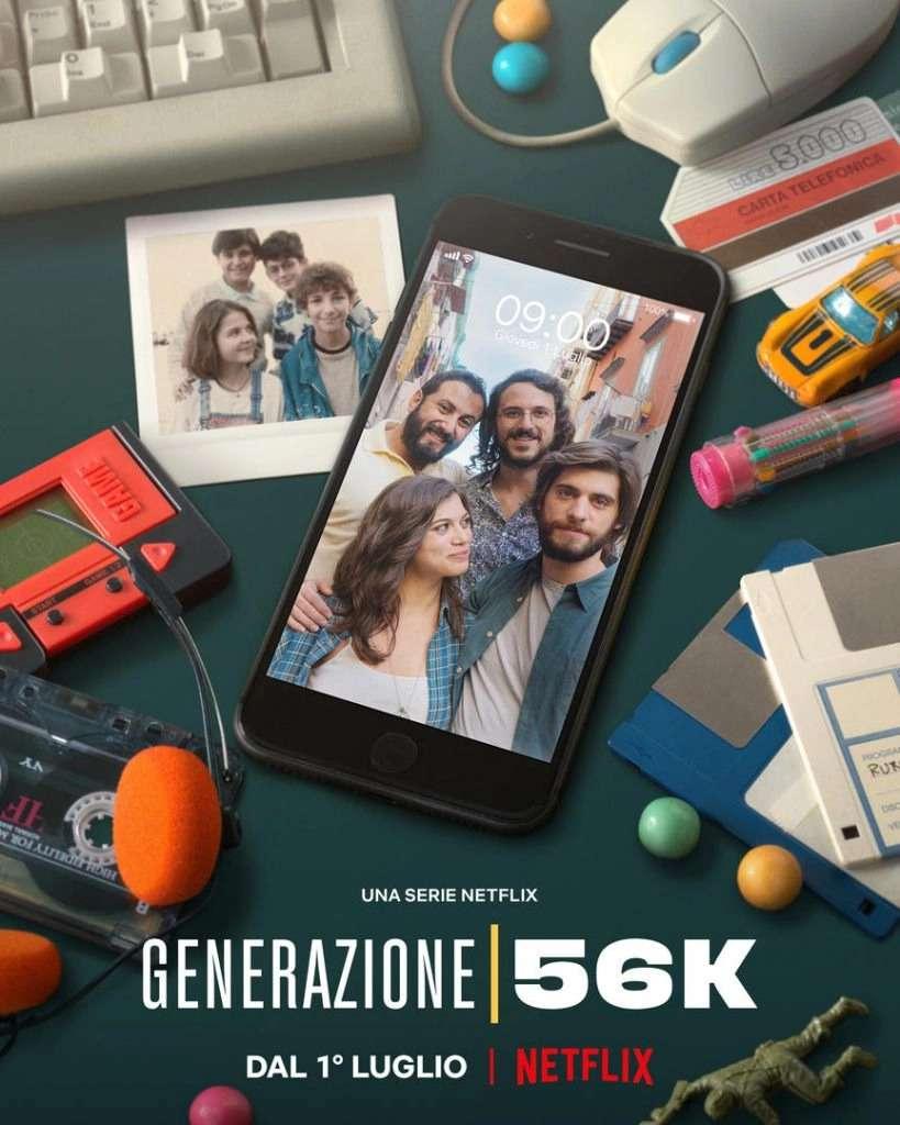 Generation 56K kapak