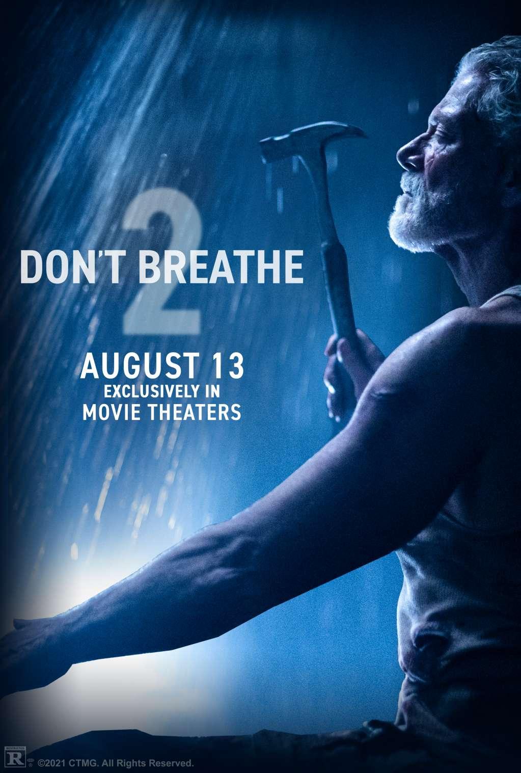 Don't Breathe 2 kapak
