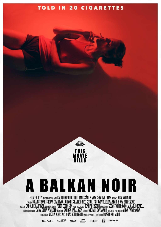 Balkan Noir kapak