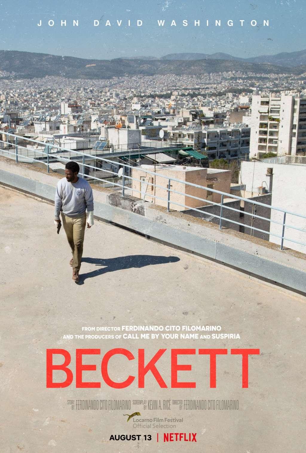 Beckett kapak