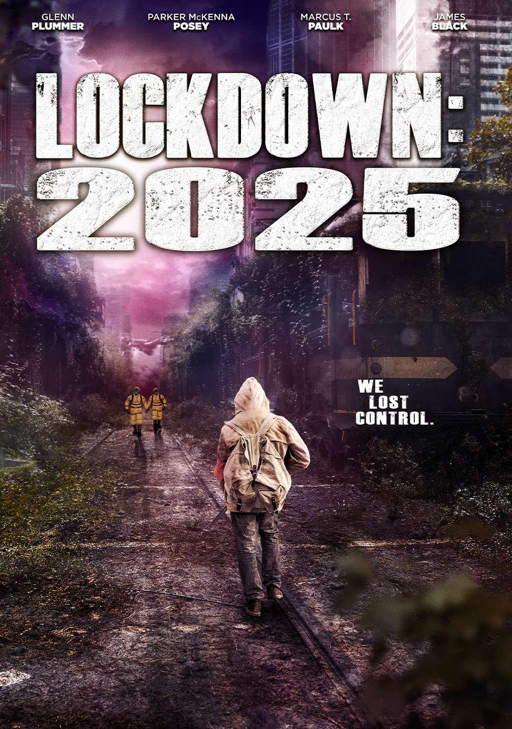 Lockdown 2025 kapak