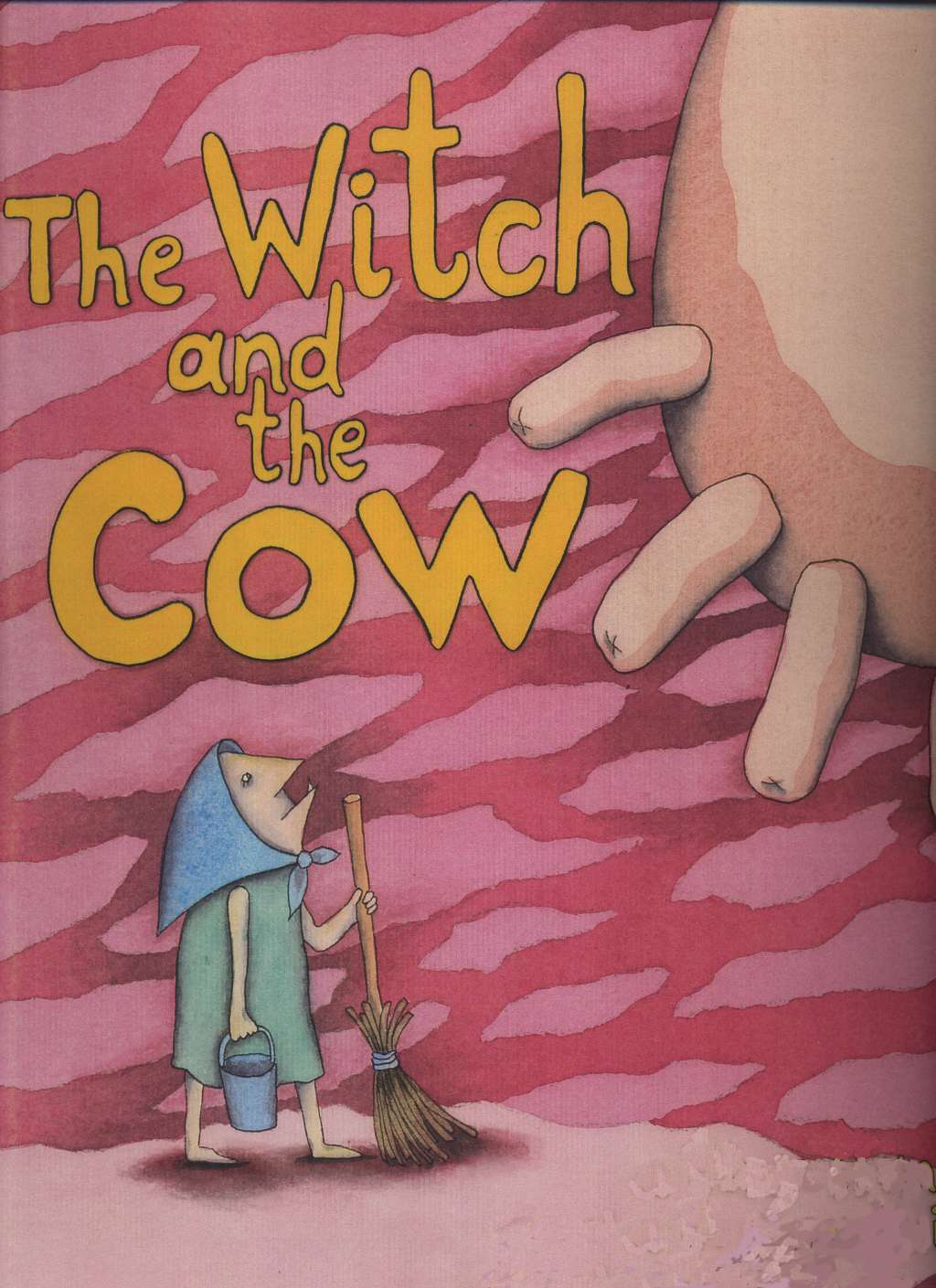 The Witch and the Cow kapak