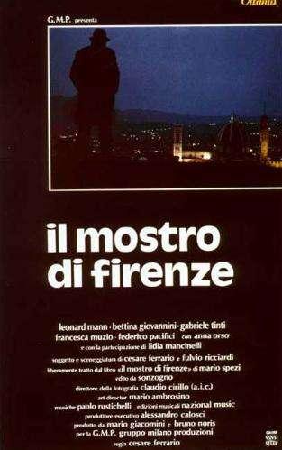 The Monster of Florence kapak