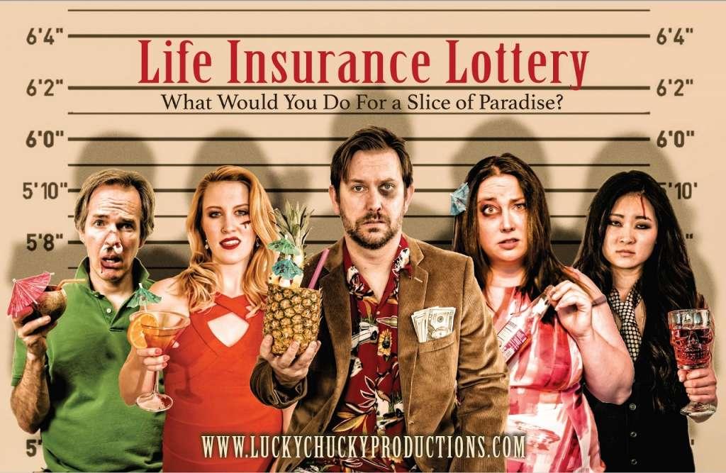 Life Insurance Lottery kapak