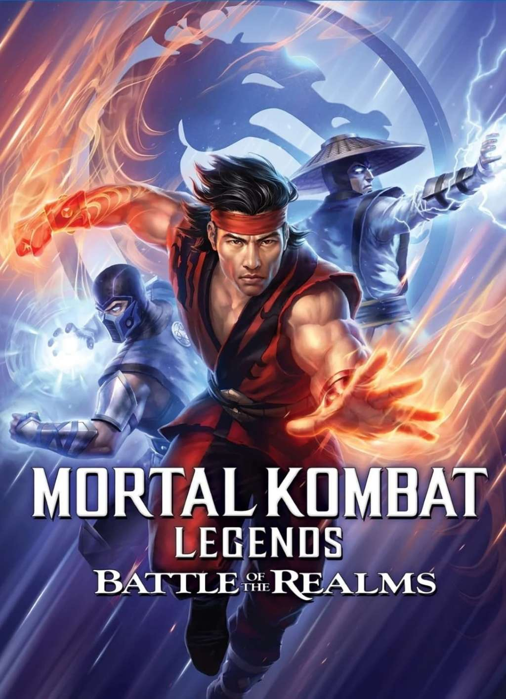 Mortal Kombat Legends: Battle of the Realms kapak