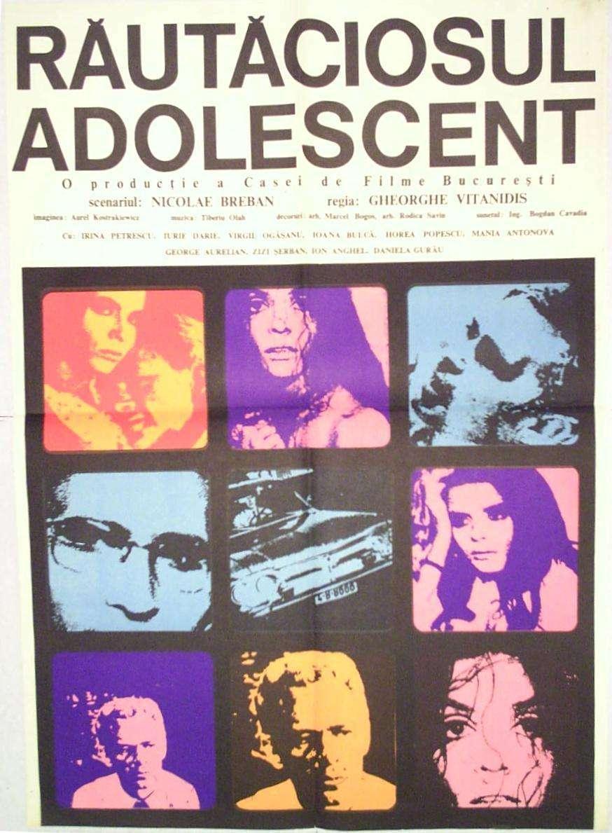 Rautaciosul adolescent kapak