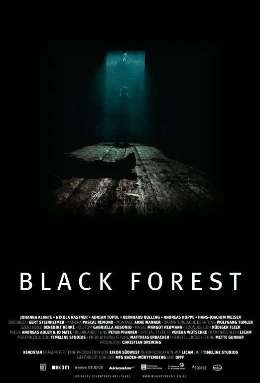 Black Forest kapak