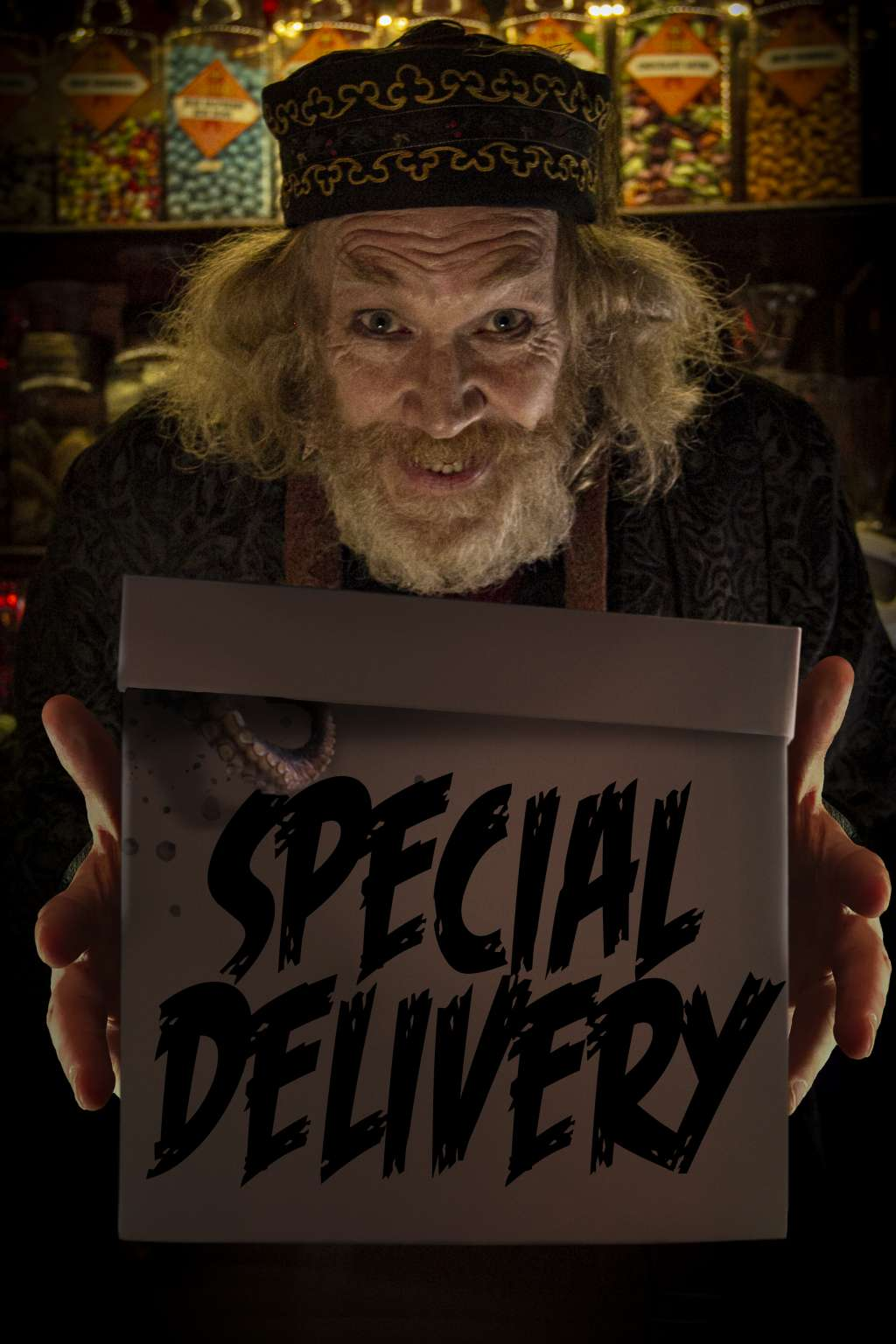 Special Delivery kapak