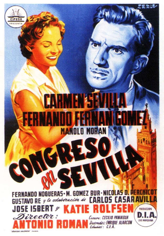 Congreso en Sevilla kapak