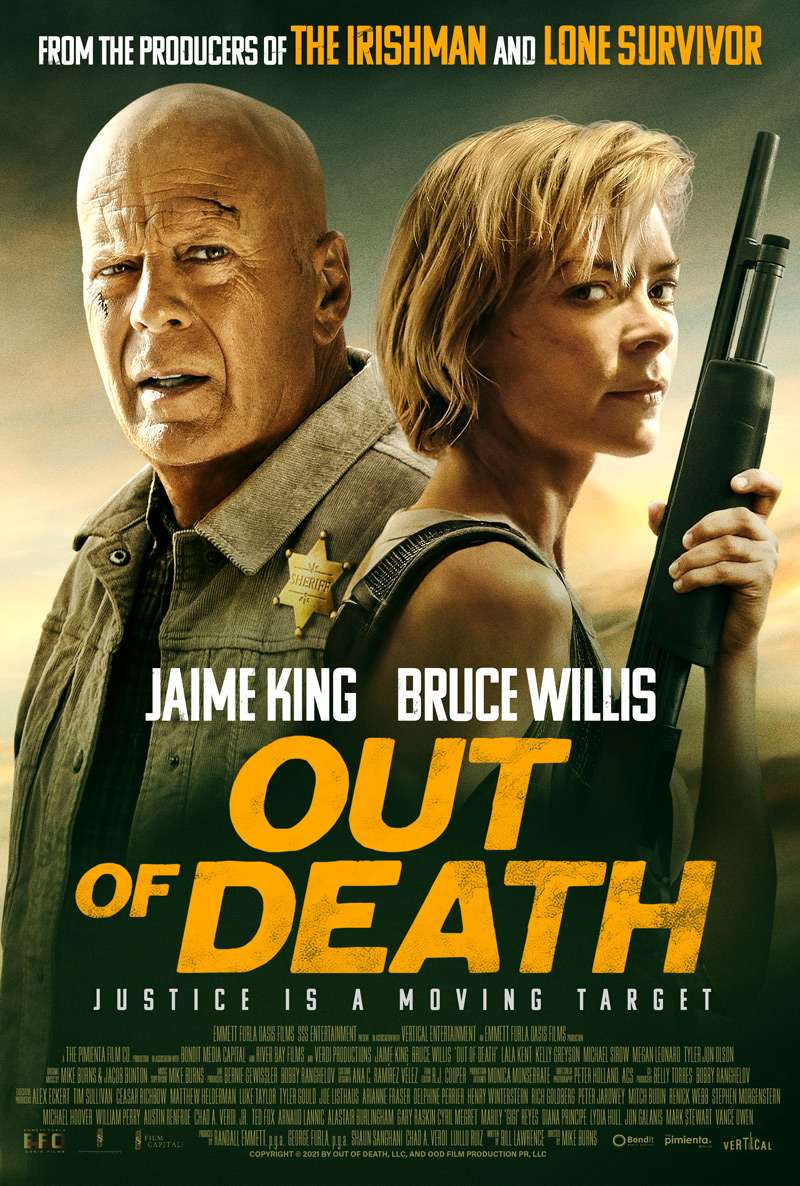 Out of Death kapak