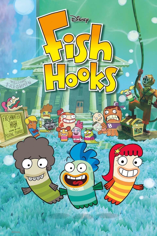 Fish Hooks kapak