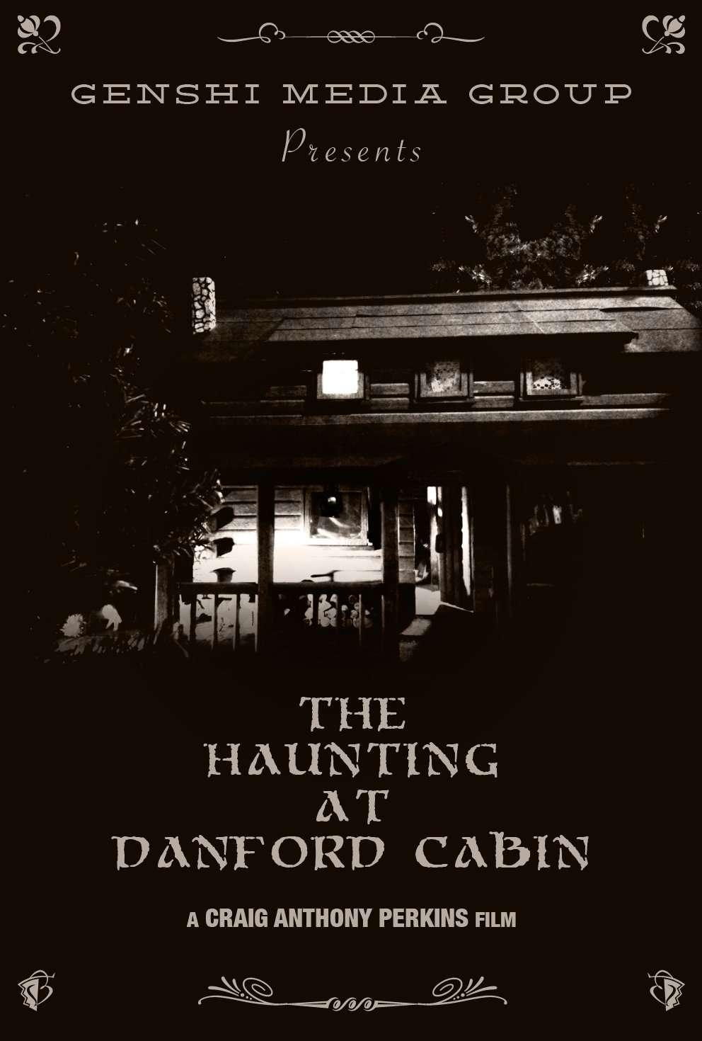 The Haunting at Danford Cabin kapak
