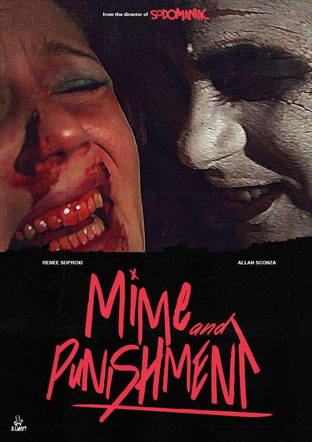 Mime and Punishment kapak