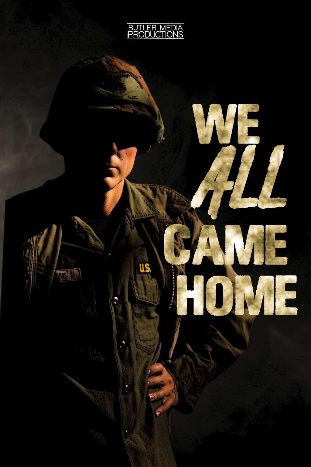 We All Came Home kapak