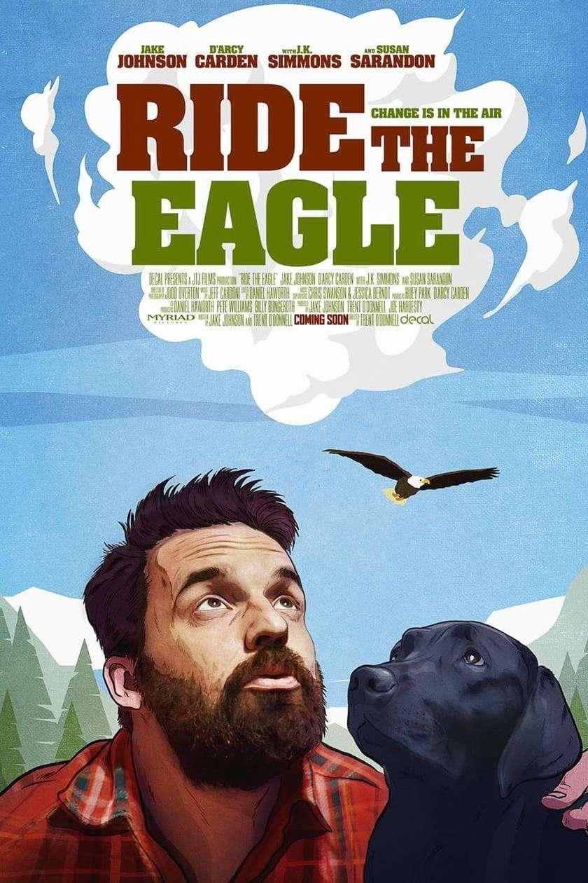 Ride the Eagle kapak