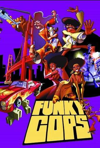 Funky Cops kapak