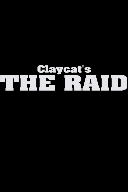 Claycat's the Raid kapak