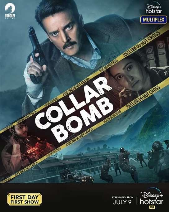 Collar Bomb kapak