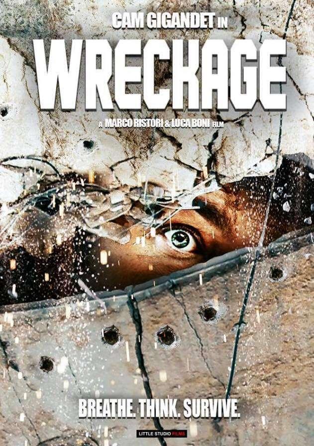Wreckage kapak