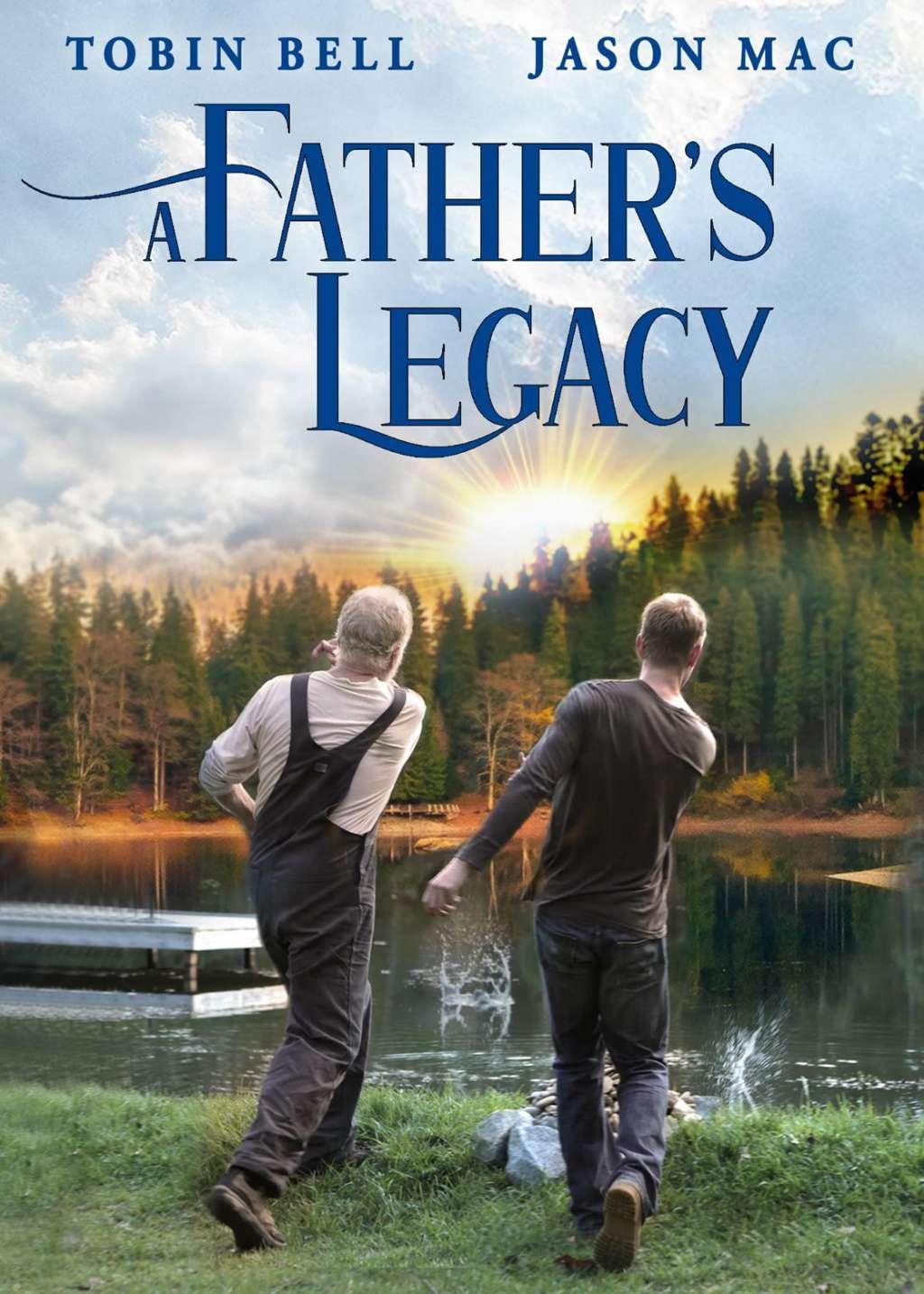 A Father's Legacy kapak