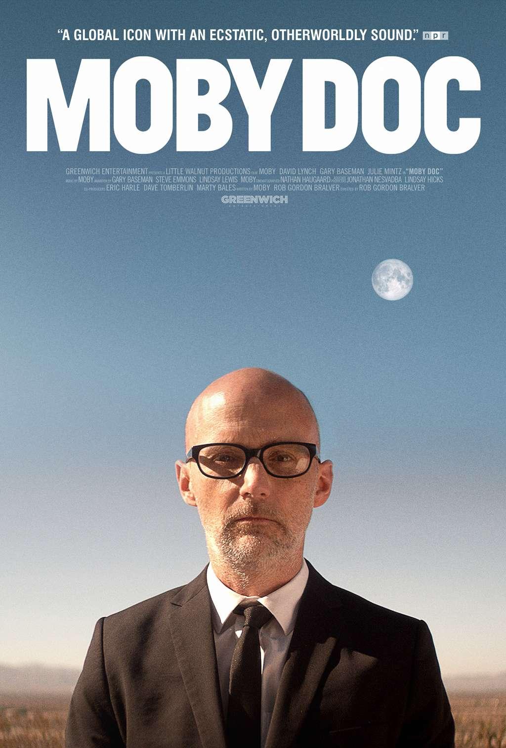 Moby Doc kapak