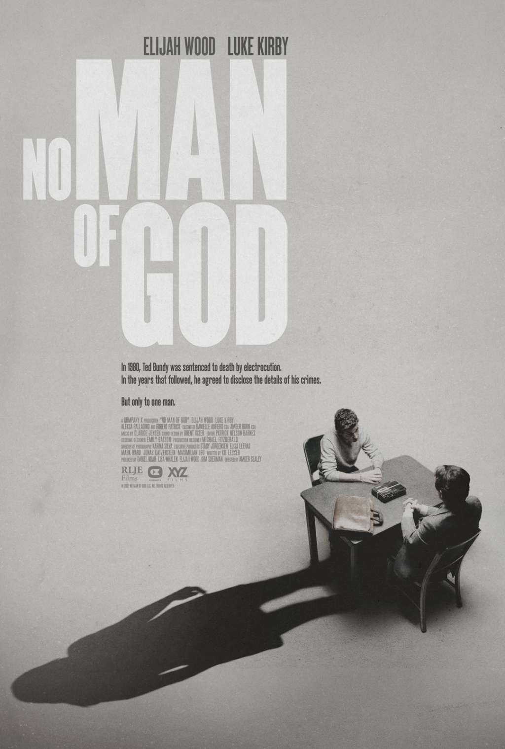 No Man of God kapak