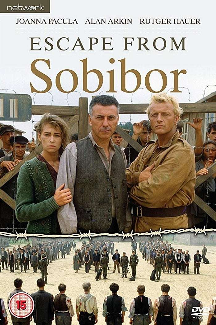 Escape from Sobibor kapak