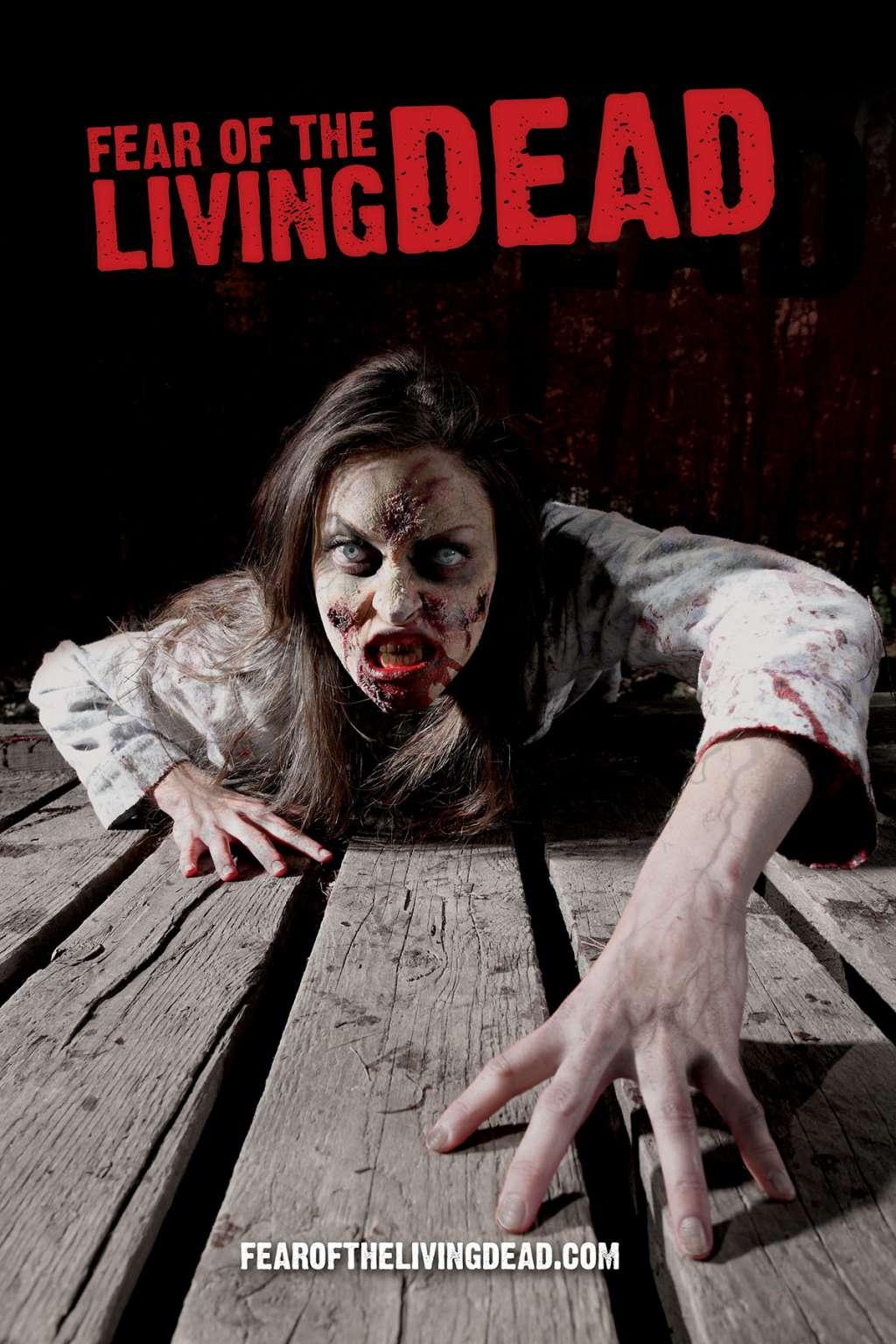 Fear of the Living Dead kapak