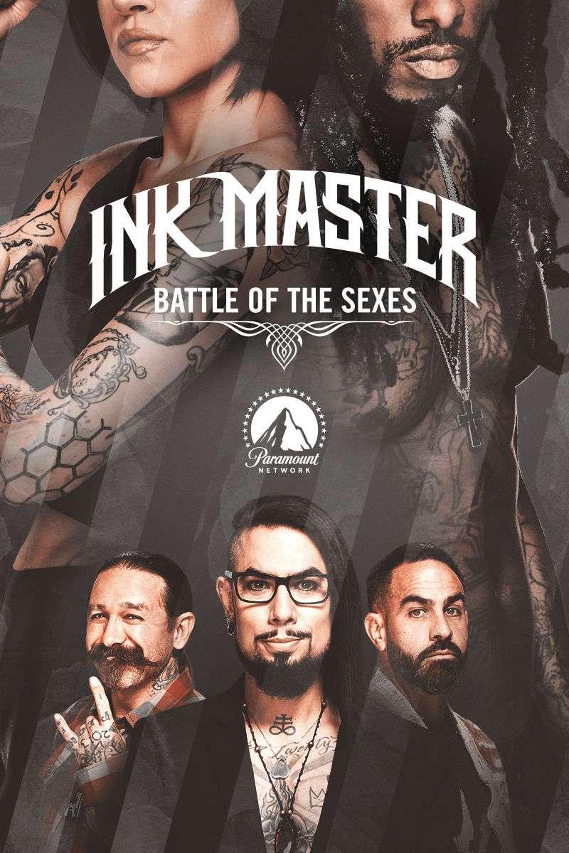 Ink Master kapak