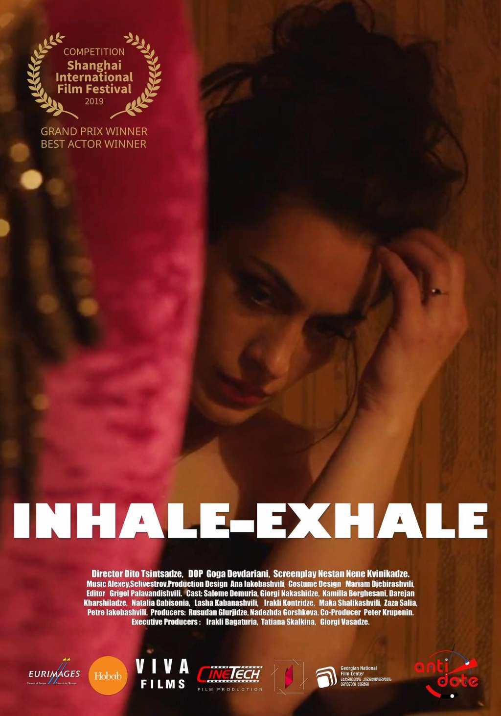 Inhale-Exhale kapak