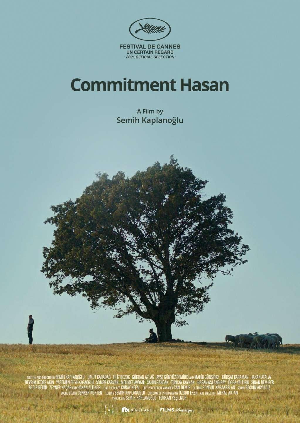 Commitment Hasan kapak