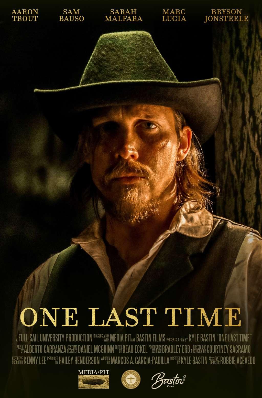 One Last Time kapak