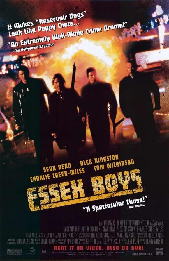 Essex Boys kapak