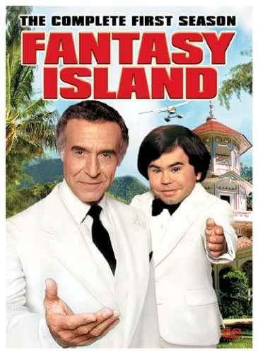 Fantasy Island kapak